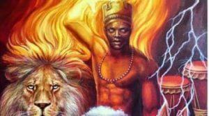 7 Potencias Africanas Shangó