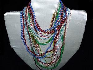 Collares de Santeria Colores
