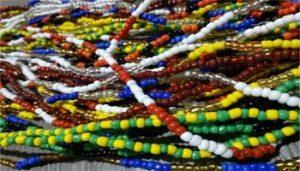 Collares de Santeria Tipos