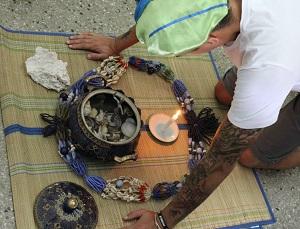 Olokun Ritual
