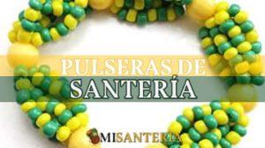 Pulseras de Santeria