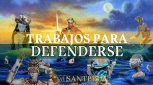 Trabajos para Defenderse